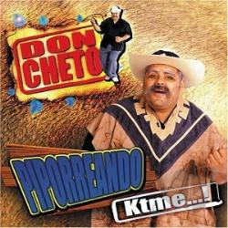 Cheto, Don - Piporreando CD Cover Art