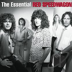 REO Speedwagon - Essential REO Speedwagon CD Cover Art
