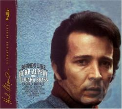 Alpert, Herb / Tijuana Brass - Sounds Like CD Cover Art