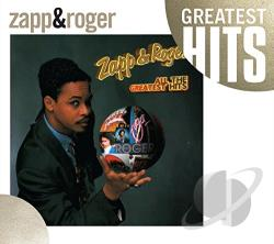 Roger / Zapp - All the Greatest Hits CD Cover Art