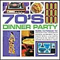 Dinner Party Music 70's dinner party (music to fondue to) cd album