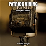 Band / Bourne / Vining, Patrick - Atlanta Boogie CD Cover Art