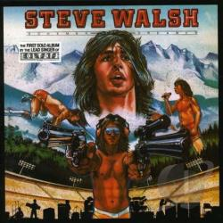 Walsh, Steve - Schemer-Dreamer CD Cover Art
