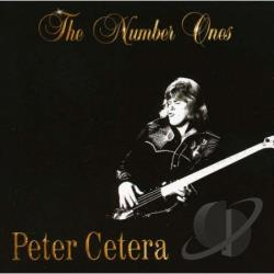 Cetera, Peter - Number Ones CD Cover Art