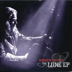 Haynes, Warren - Lone (EP) CD Cover Art