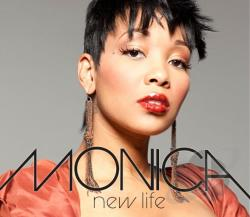 Monica - New Life CD Cover Art