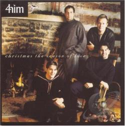 4HIM - Season of Love CD Cover Art