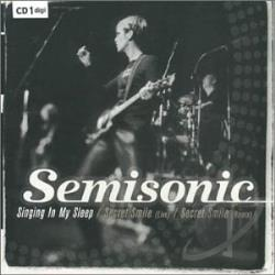Semisonic - Singing In My Sleep #1 DS Cover Art