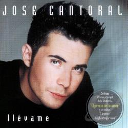 Cantoral, Jose - Llevame CD Cover Art