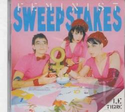 Le Tigre - Feminist Sweepstakes CD Cover Art