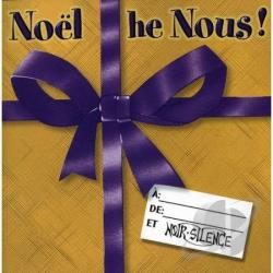 Noir Silence - Noel He Nous CD Cover Art