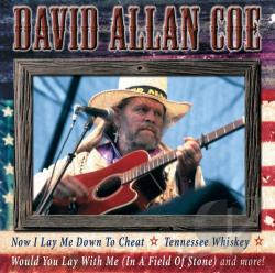 Coe, David Allan - All American Country CD Cover Art