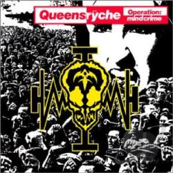 Queensryche - Operation: Mindcrime CD Cover Art