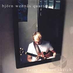 Wennas, Bjorn - Early Summer Sketch CD Cover Art
