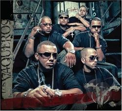Wisin & Yandel - Los Vaqueros CD Cover Art