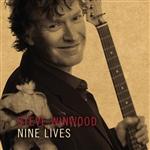 Winwood, Steve - Nine Lives CD Cover Art
