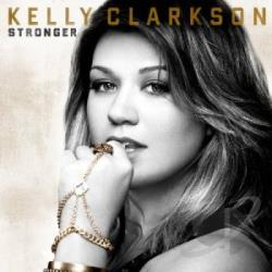 Clarkson, Kelly - Stronger CD Cover Art