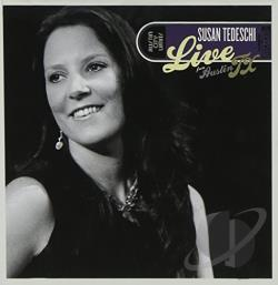 Tedeschi, Susan - Live from Austin TX CD Cover Art