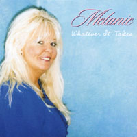 Melanie - Whatever It Takes CD Cover Art