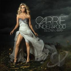 Underwood, Carrie - Blown Away CD Cover Art