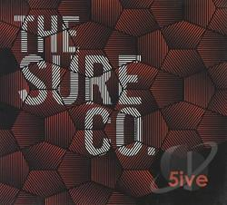 Sure Co. - 5ive CD Cover Art