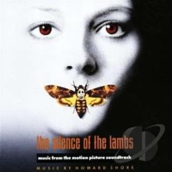 Shore, Howard - Silence of the Lambs CD Cover Art