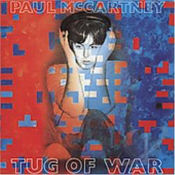 McCartney, Paul - Tug Of War CD Cover Art