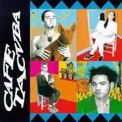 Cafe Tacuba - Cafe Tacuba CD Cover Art
