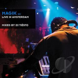 Tiesto - Magik, Vol. 6: Live in Amsterdam CD Cover Art