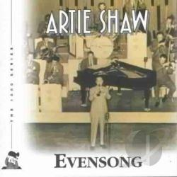 Shaw, Artie - Evensong CD Cover Art