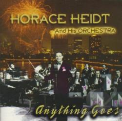 Horace Heidt & His Orchestra - Anything Goes CD Cover Art