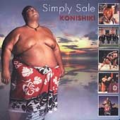 Konishiki - Simply Sale CD Cover Art