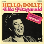 Fitzgerald, Ella - Hello, Dolly! CD Cover Art