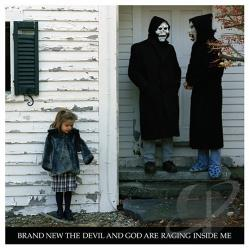 Brand New - Devil and God Are Raging Inside Me CD Cover Art