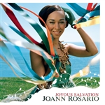 Rosario, Joann - Joyous Salvation CD Cover Art