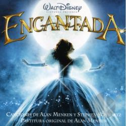Menken, Alan - Encantada CD Cover Art