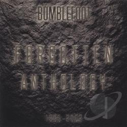 Bumblefoot - Forgotten Anthology 1995-2002 CD Cover Art