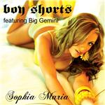Big Gemini - Boy Shorts (Single All Versions) DB Cover Art