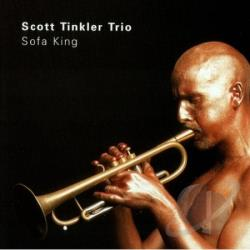 Scott Tinkler Trio - Sofa King CD Cover Art