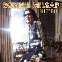 Milsap, Ronnie - Country Again CD Cover Art