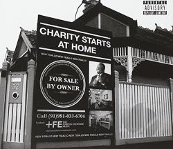 Phonte - Charity Starts at Home CD Cover Art