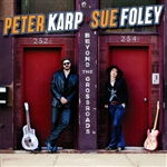 Foley, Sue / Karp, Peter - Beyond the Crossroads CD Cover Art