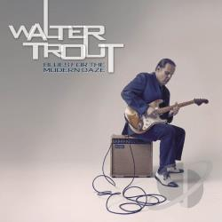 Trout, Walter - Blues for the Modern Daze LP Cover Art