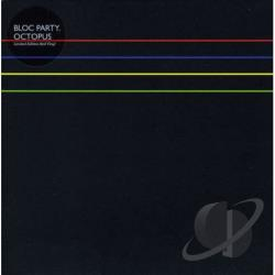 Bloc Party - Octopus LP Cover Art