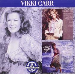 Carr, Vikki - Ms. America/One Hell of a Woman CD Cover Art