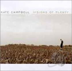 Campbell, Kate - Visions of Plenty CD Cover Art