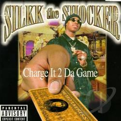 Silkk The Shocker - Charge It 2 Da Game CD Cover Art