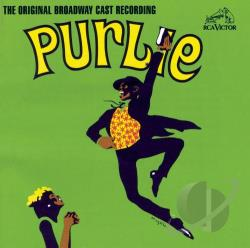 Purlie CD Cover Art