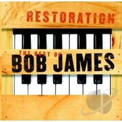 James, Bob - Restoration: The Best of Bob James CD Cover Art