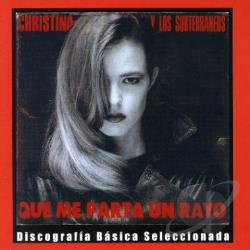 Rosenvinge, Christina - Discografia Basica CD Cover Art